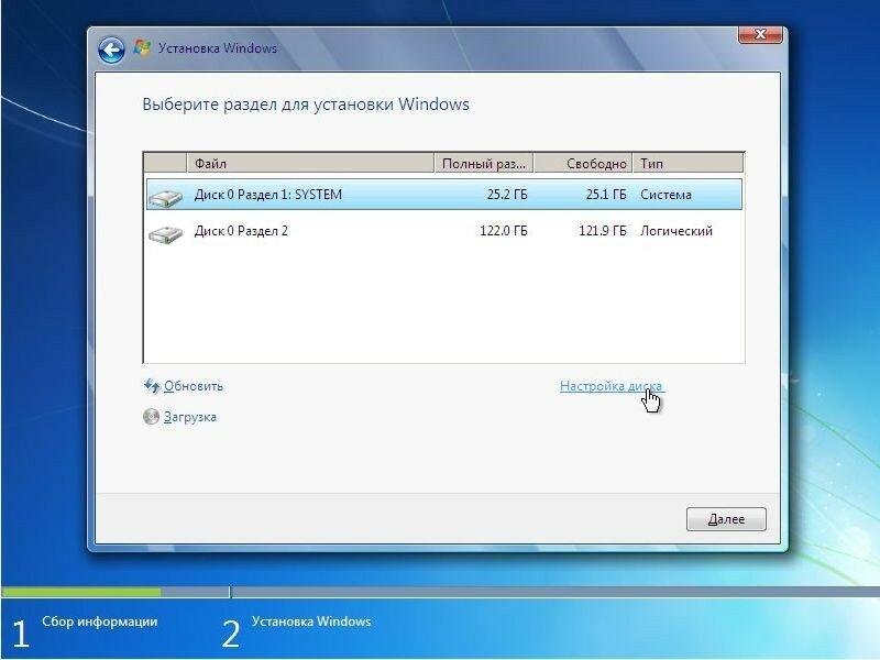 Инструкция форматирование жестких дисков