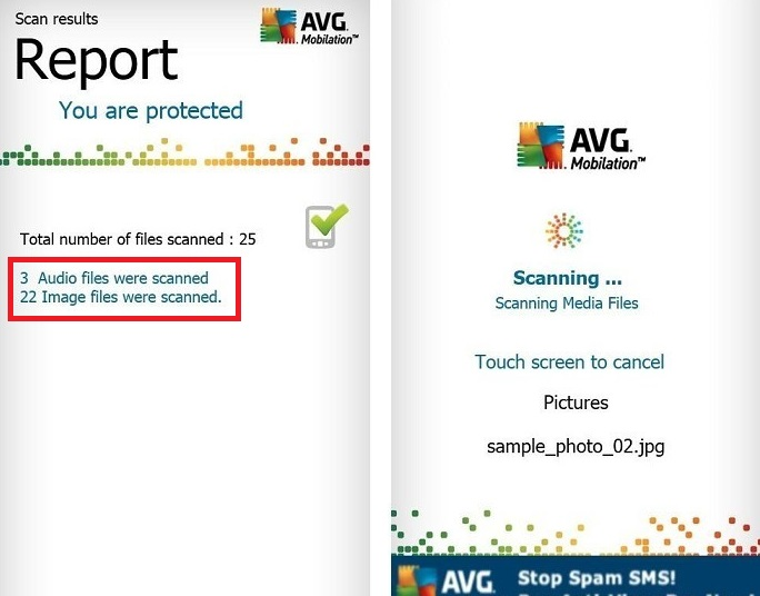 AVG Security Suite