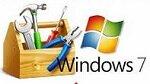Windows 7 и ящик с инструментами
