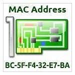 Миниатюра MAC-адреса