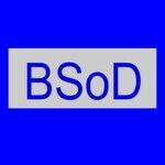 Миниатюра BSoD