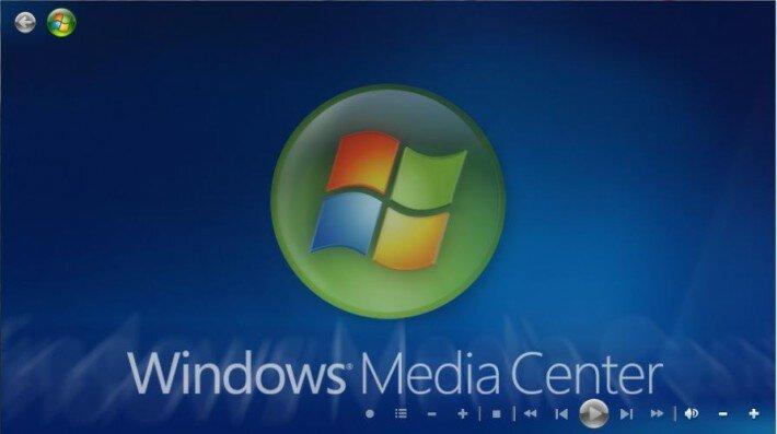 Windows Media Center в версии Home Premium