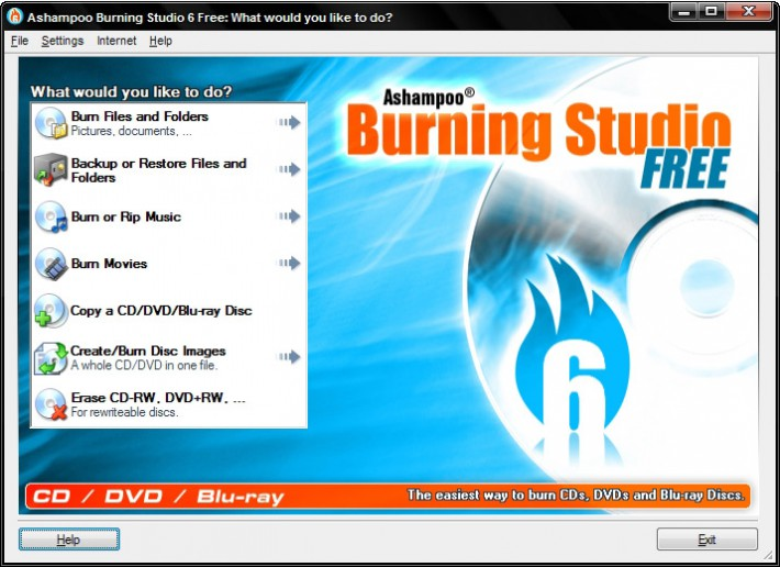 Burning Studio FREE