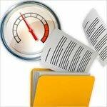 Миниатюра очистки файлов