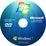 Миниатюра DVD-Windows 7