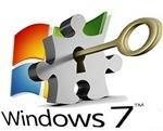 "Миниатюра ""Windows 7 с ключиком"""