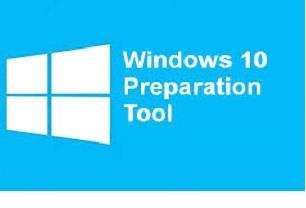 Утилита Windows 10 Preparation Tool
