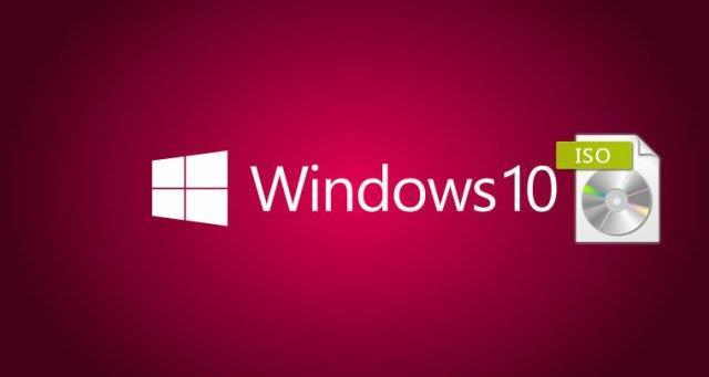 Образ Windows 10