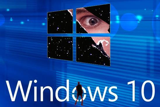 Слежка Windows 10