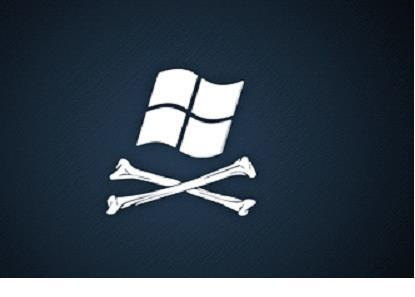 Пиратская windows