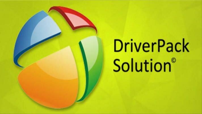 Программа «DriverPack Solution»