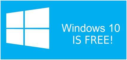 Windows 10 IS FREE!