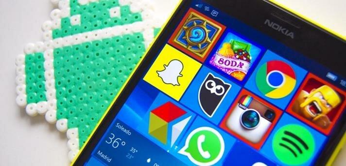 Андроид-приложения