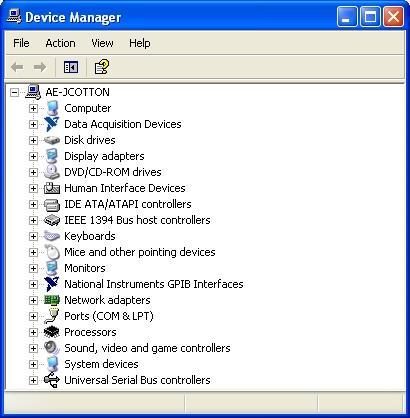«Device Manager»