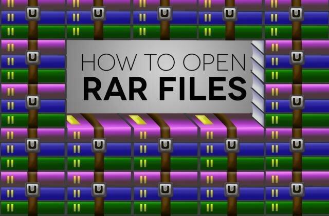 Файлы «WinRAR»