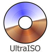 Логотип программы UltraISO