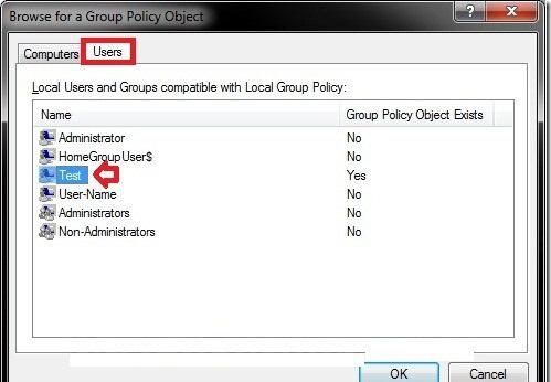 Обзор объекта групповой политики