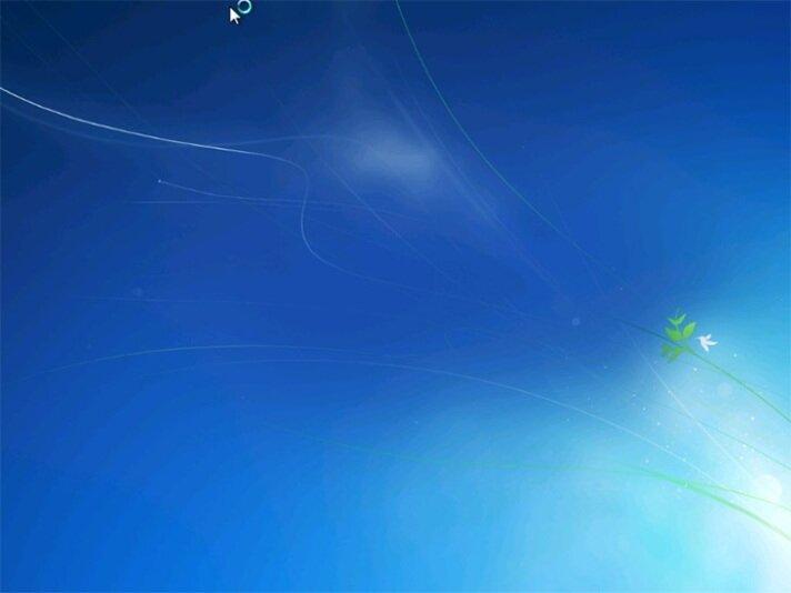 Голубой экран