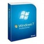 Коробочная Windows 7