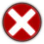 Символ ошибки