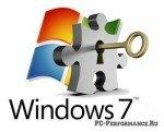 Windows 7 и ключ