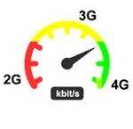 Как посмотреть скорость своего интернета