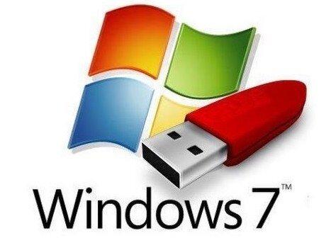 Установка Windows 7 с флешки через биос