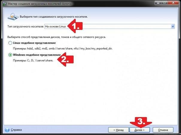 Выбор между Linux и  Windows