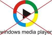 Нет Windows Media Player