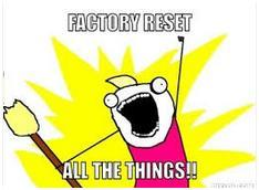 Factory Rest All The Things!!