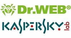 Логотипы антивирусных программ
