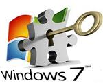 "Миниатюра ""Windows 7 с ключиком"""