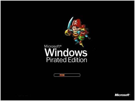 Windows Pirated Edition