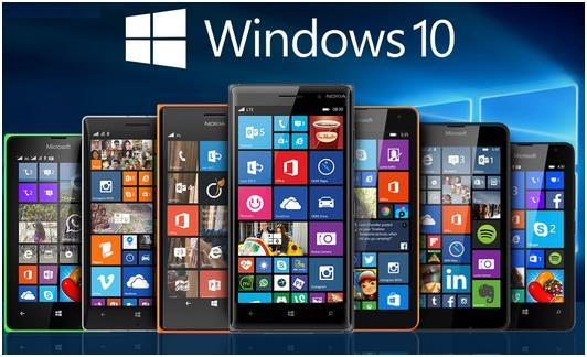 Windows 10 на разных девайсах