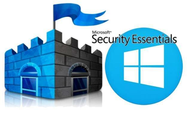 Логотип Microsoft Security Essential