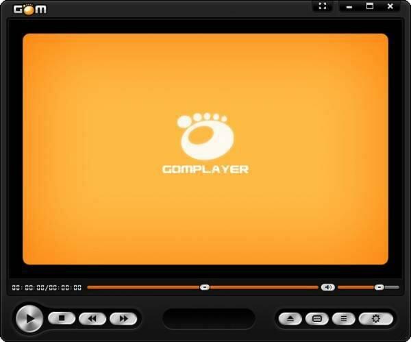 GOM Media Player окно плеера