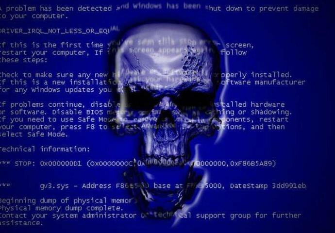 Экран смерти