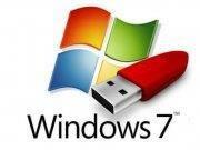 Загрузочный носитель с Windows 7
